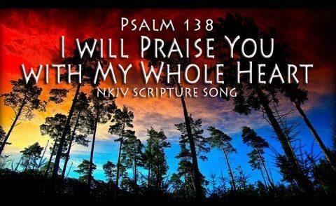 Sermon 091717 am - Whole Hearted Worship