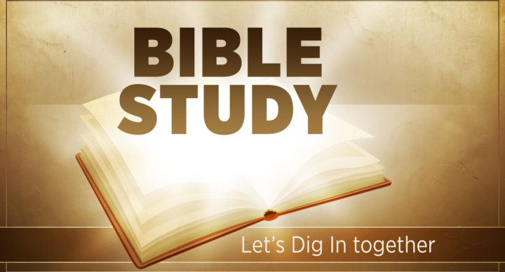 Ladies Bible Study: Various Books of the Bible, Friday